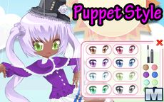 Puppet Style Dress Up
