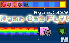 Nyan Cat Fly