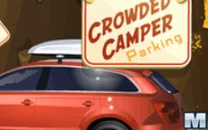 Crowded Camper Parking