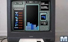 First-Person Tetris