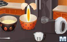 Gotuj z Sarą: Straszne magdalenki