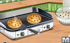 Cocina con Sara: tortitas