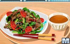 Gotuj z Sarą: Sałatka z Ternera Thai