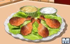 Gotuj z Sarą: Kurczak z rożna