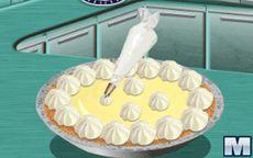 Gotuj z Sarą: ciasto cytrynowe