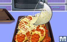 Gotuj z Sarą: cannelloni z kurczaka