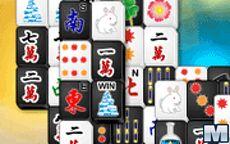 Mahjong: Black And White
