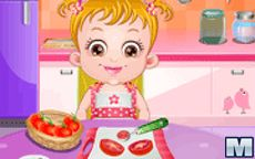 Baby Hazel Tomato Farming