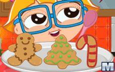 CuteZee Cooking Academy: Gingerbread