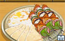 Gotuj z Sarą: Kebab