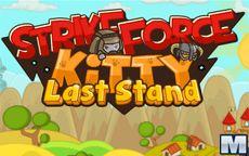 StrikeForce Kitty Last Stand