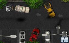 Aparca el Jeep en el Parking