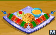 Gotuj z Sarą kurczaka