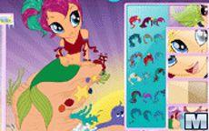 Mermaid Hairstyles