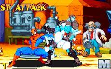 Marvel vs Capcom Clash of Super Heroes