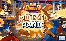The Adventures of Kid Danger Potato Panic