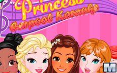 Princess Carpool Karaoke