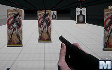 Shooting Range Simulator Game