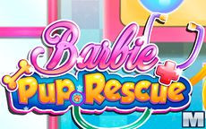 Barbie Pup Rescue