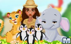 Moana Cute Zoo