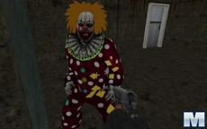 Slenderman and Killer Clown