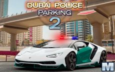 Dubai Police Parking 2