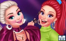 Princesses Become Pop Stars