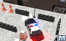 Park FBI Car