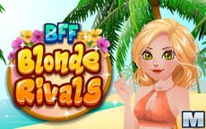 Bff Blonde Rivals