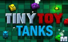Tiny Toy Tanks