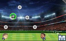 Los cabezones del fútbol Mobile